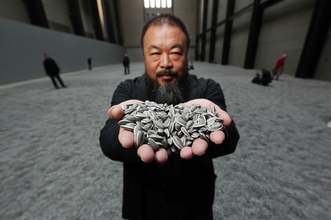 """""""Семена подсолнуха"""", Tate Modern, 2010.  Фото: Getty images"""
