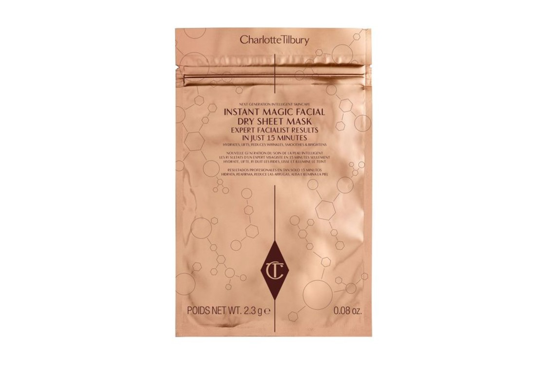 Сухая маска для лица Instant Magic Facial Dry Sheet Mask, Charlotte Tilbury