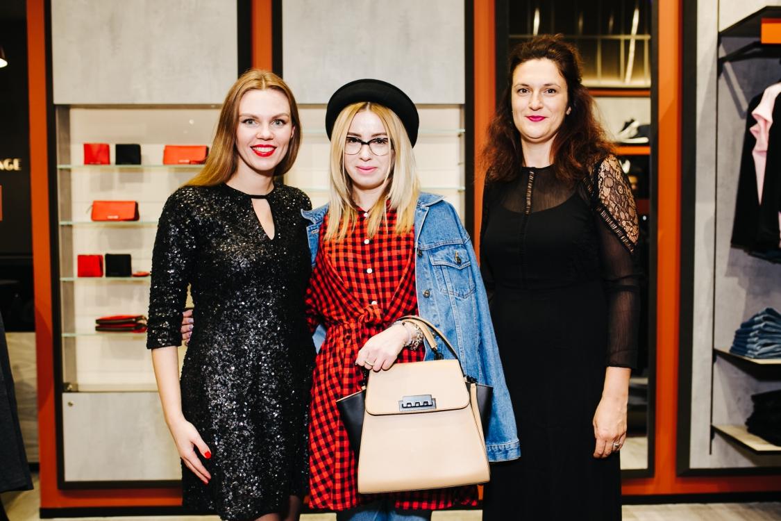 Валерия Толочина, Елена Бурба и Евгения Чижевская
