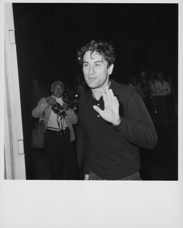 Архивные фотографии Роберта Де Ниро в молодости фото