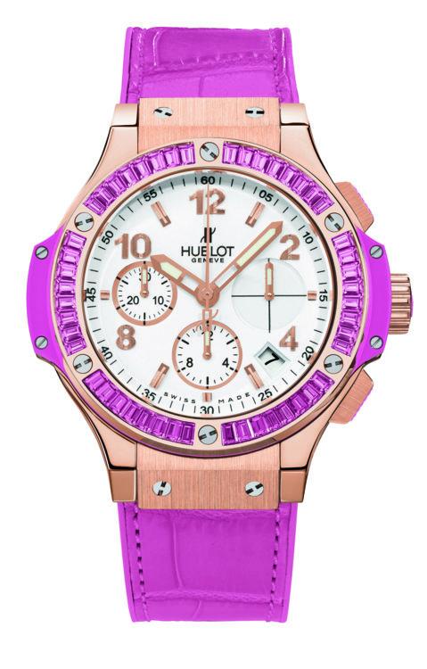 Часы Big Bang Tutti Frutti Rose, Hublot