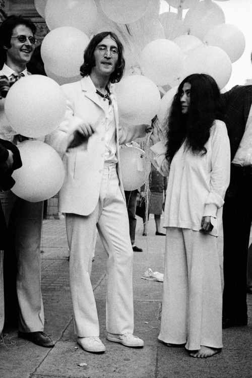 Джон Леннон і Йоко Оно