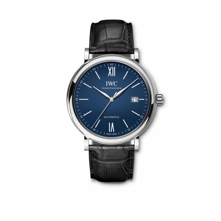 Часы Portofino Automatic Edition «150 Years», механизм с автоподзаводом, корпус из нержавеющей стали, IWC