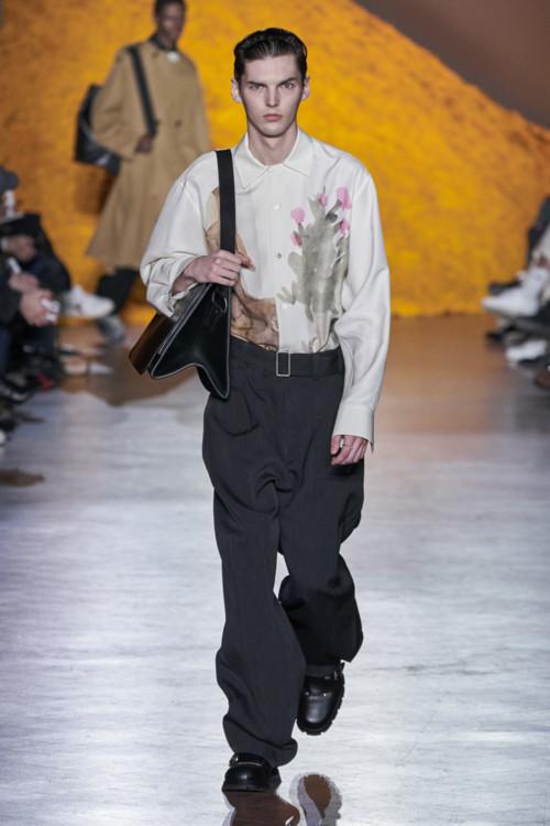 Jil Sander Menswear осень-зима 2020/2021