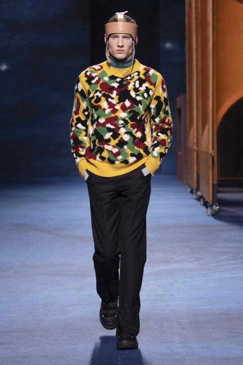 Dior Men осінь-зима 2021/2022