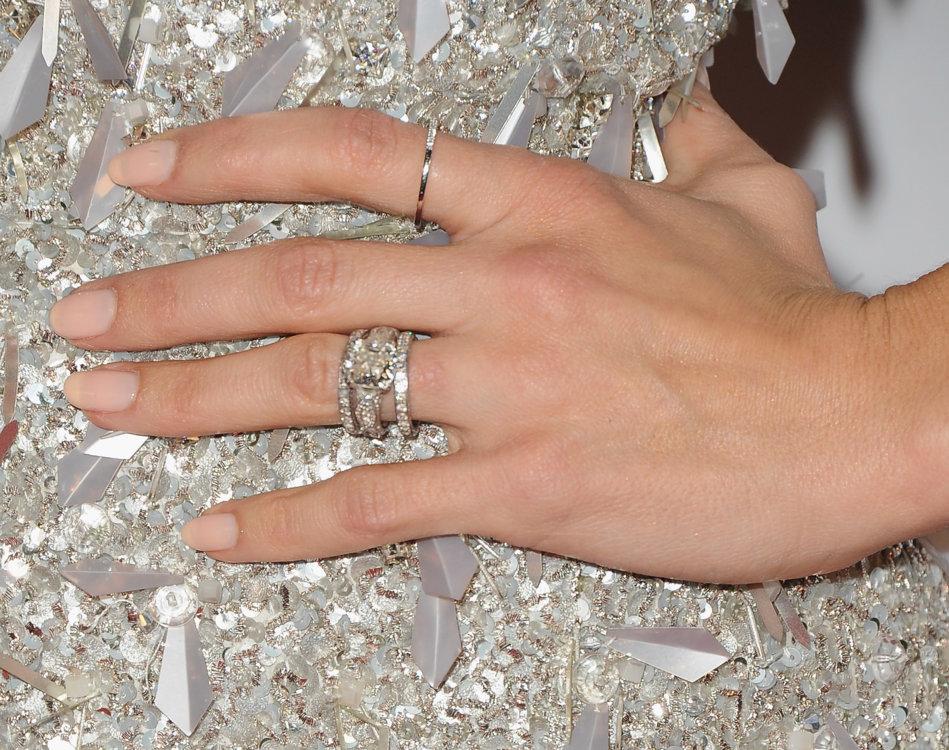 Обручальное кольцо Дженны Дуан-Татум