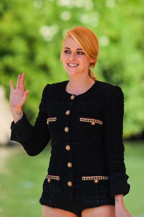 Кристен Стюарт в Chanel