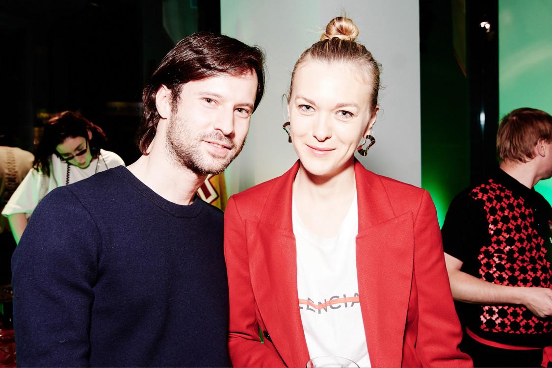 Павел Печенюк и Маруся Коваль