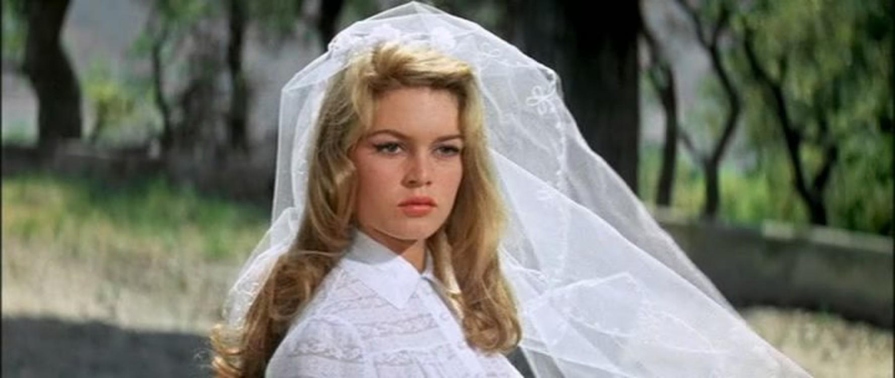 """Бриджит Бардо в """"И Бог создал женщину"""", 1956"""