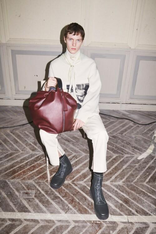 Jil Sander Menswear осінь-зима 2021/2022