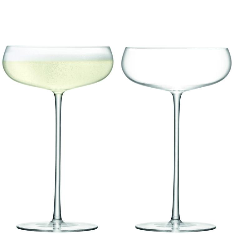 Набор бокалов для шампанского, коллекция Wine Culture, LSA