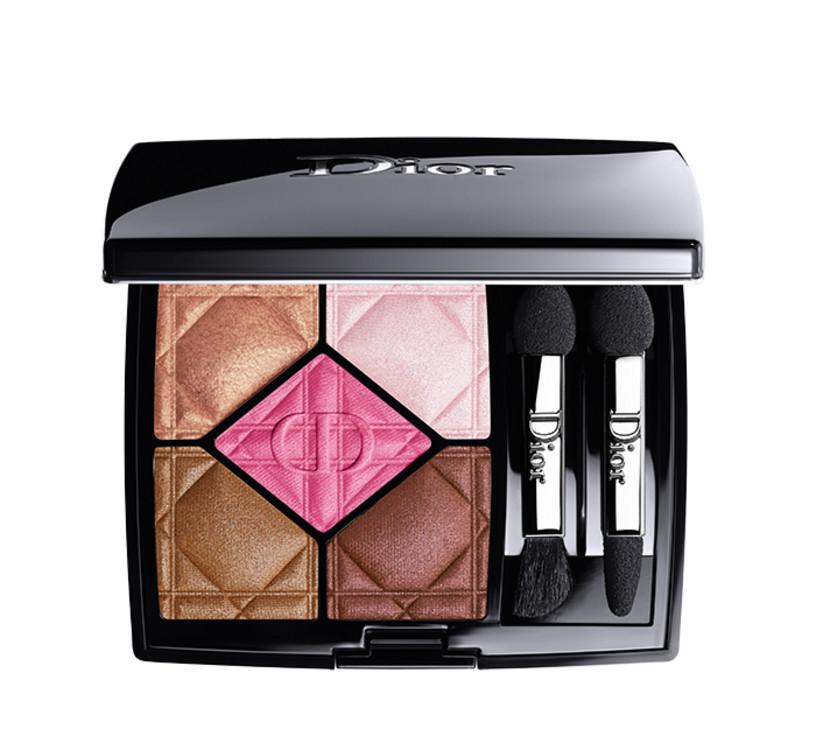Набор теней 5 Couleurs оттенка Electrify, Dior