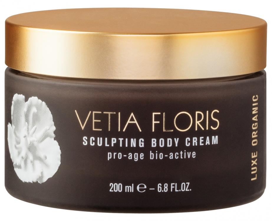 Моделирующий крем для тела Sculpting Body Cream, VETIA FLoRIS