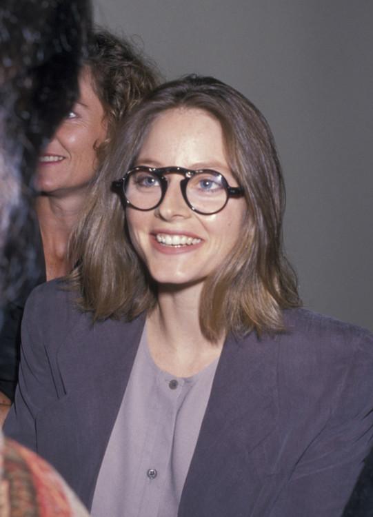 Джоди Фостер в 1989 году