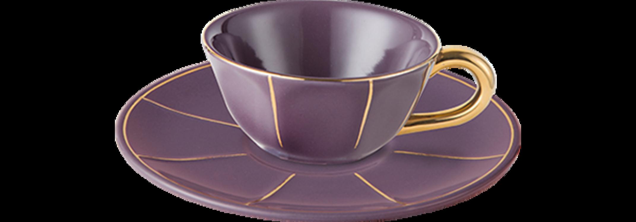 Чайна чашка з блюдцем, Bitossi Home