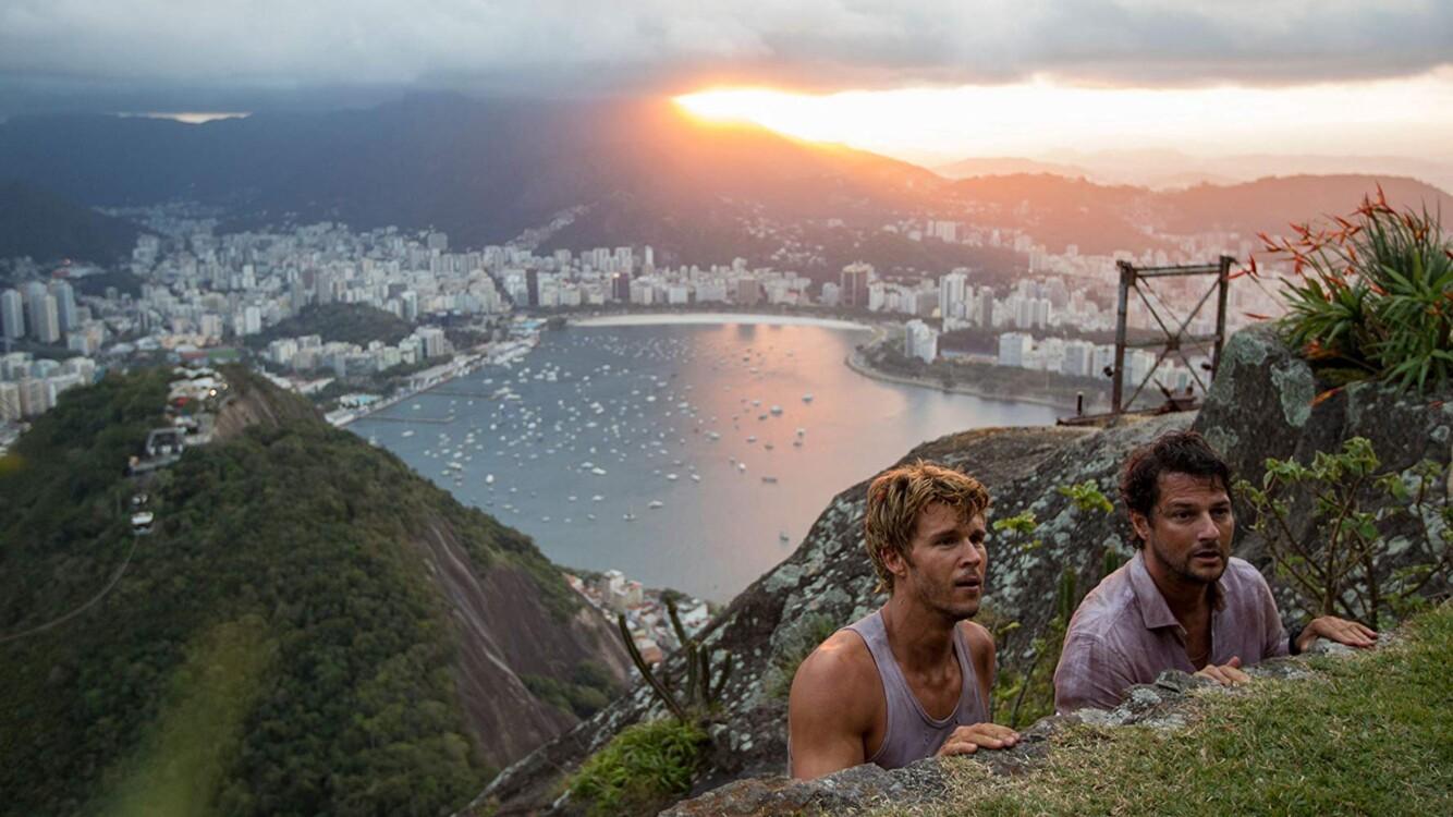 Кадр из фильма «Рио, я люблю тебя», 2014