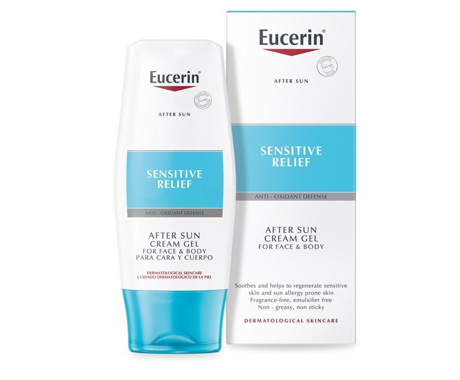 Крем-гель для шкіри після засмаги, Eucerin
