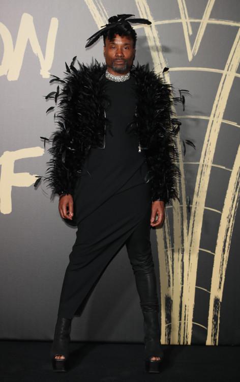 Билли Портер на мероприятии Fashion For Relief