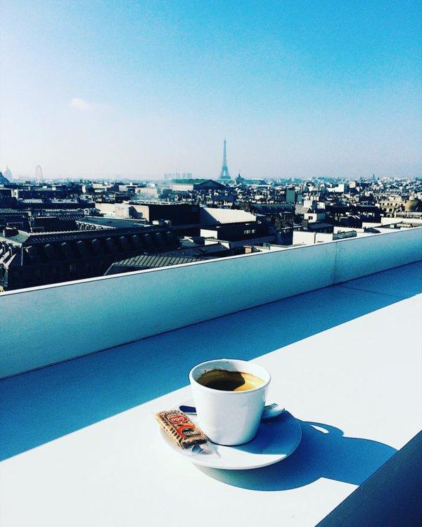 Париж, Франция @lullabyby