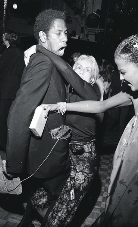 Андре Леон Таллі і Поллі Меллон, 1979