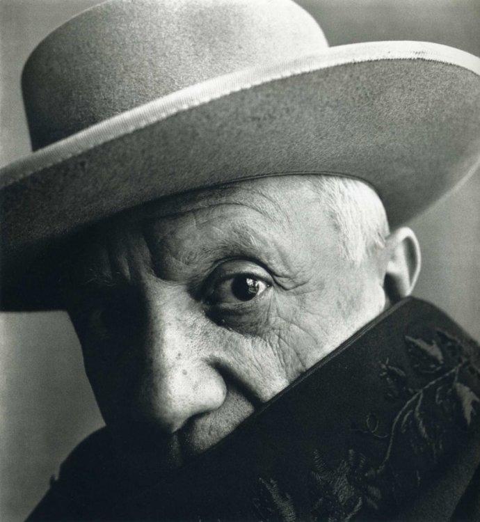 Пабло Пикассо, 1957