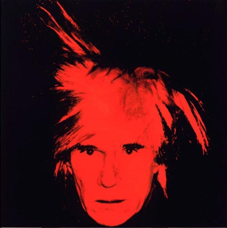 """""""Автопортрет"""", 1986"""