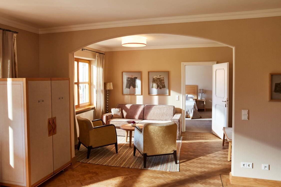 Bachmair Weissach Spa & Resort