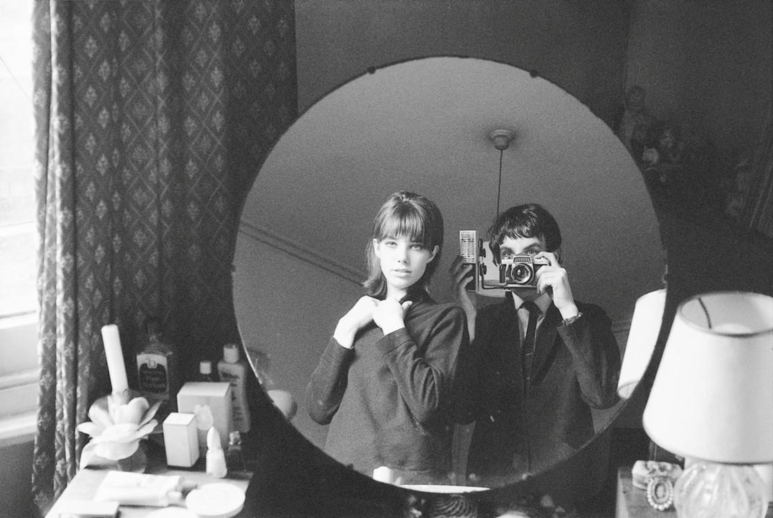 Серж Генсбур и Джейн Биркин, 1964