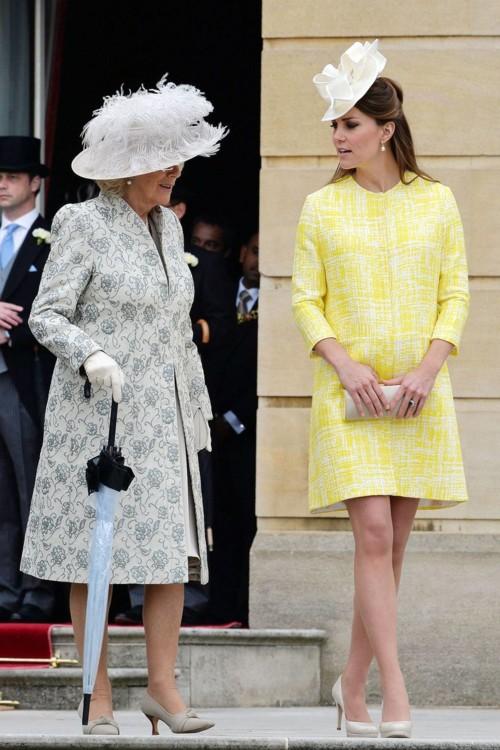 Герцогиня Корнуольская и герцогиня Кембриджская (Великобритания)
