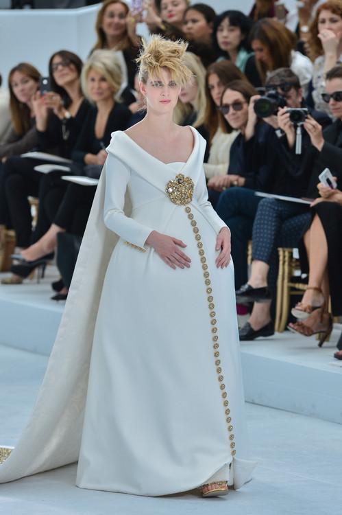 Ешлі Гуд (Chanel Haute Couture осінь-зима 2014/15)