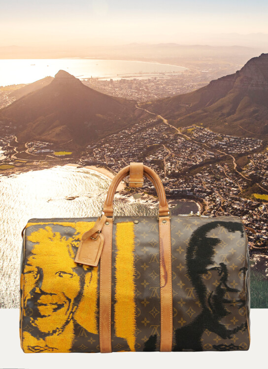 Сумка для курорта One&Only Cape Town в ЮАР