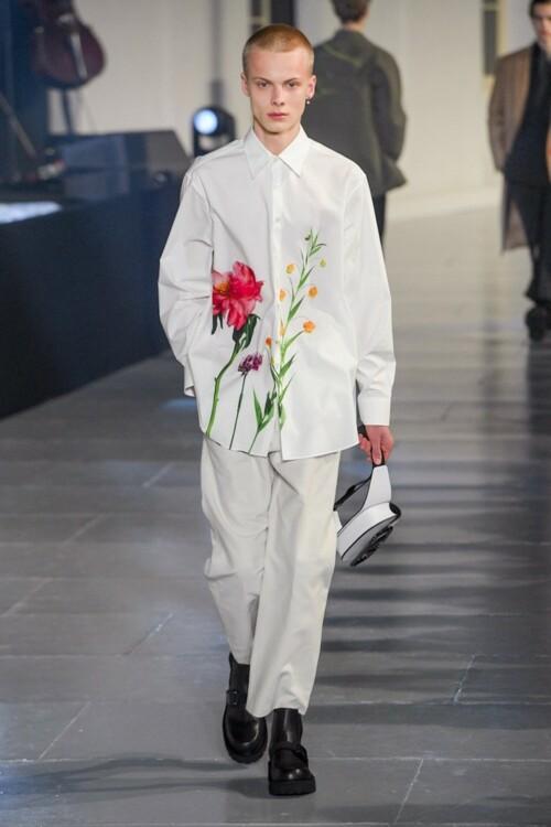 Valentino Menswear осень-зима 2020/2021