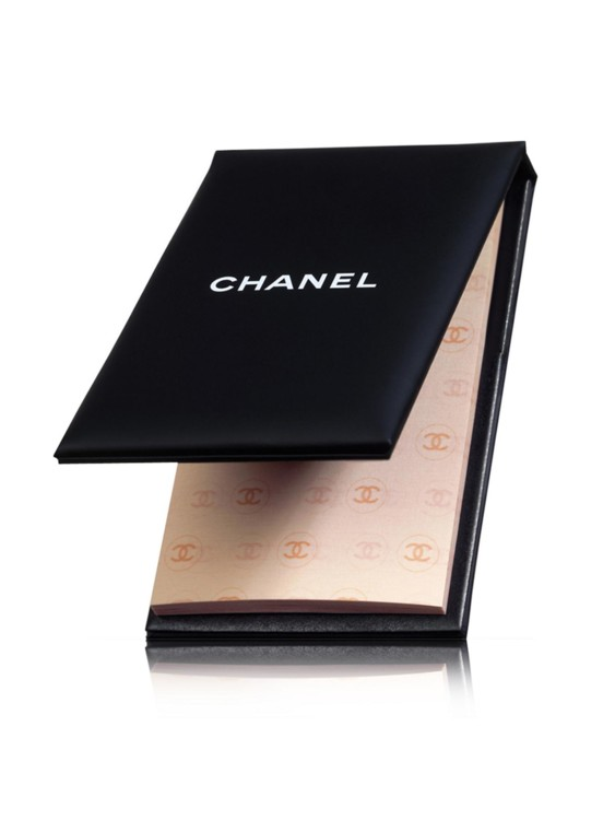 Матирующие салфетки, Chanel