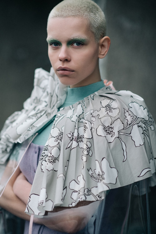 The Coat by Katya Silchenko