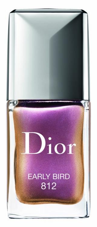 Лак для ногтей Dior Vernis №812 Early Bird из коллекции Birds Of A Feather, Dior