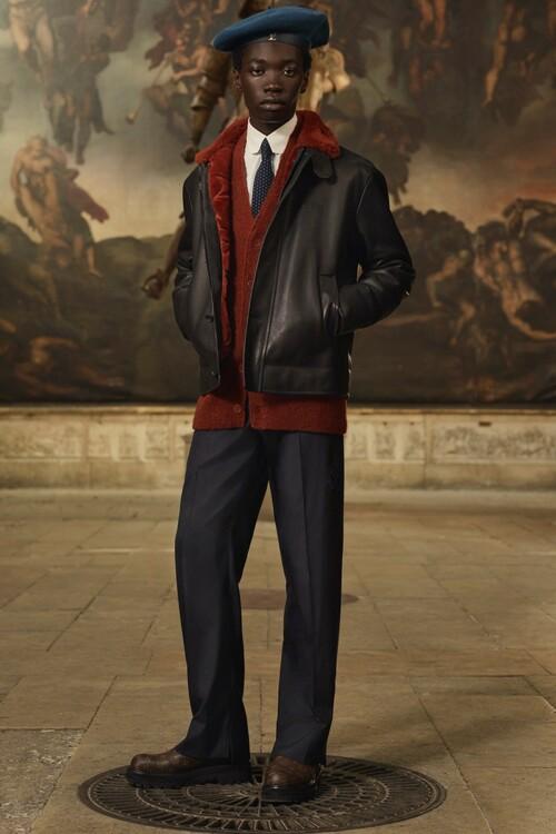Louis Vuitton Menswear Pre-Spring 2021 фото