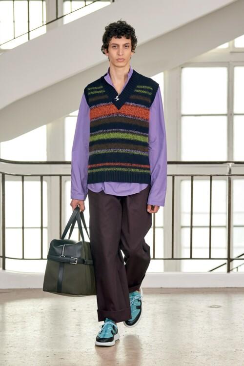 Hermès Menswear осінь-зима 2021/2022