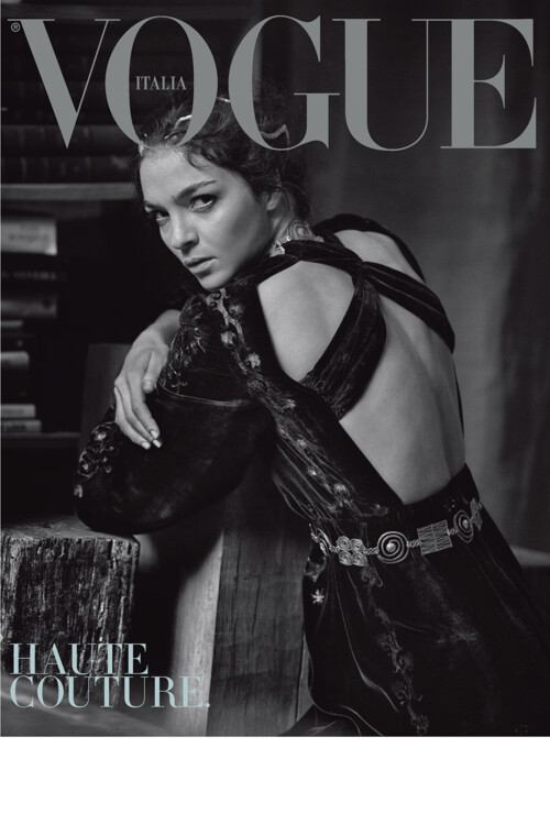 Vogue Italy, март 2016