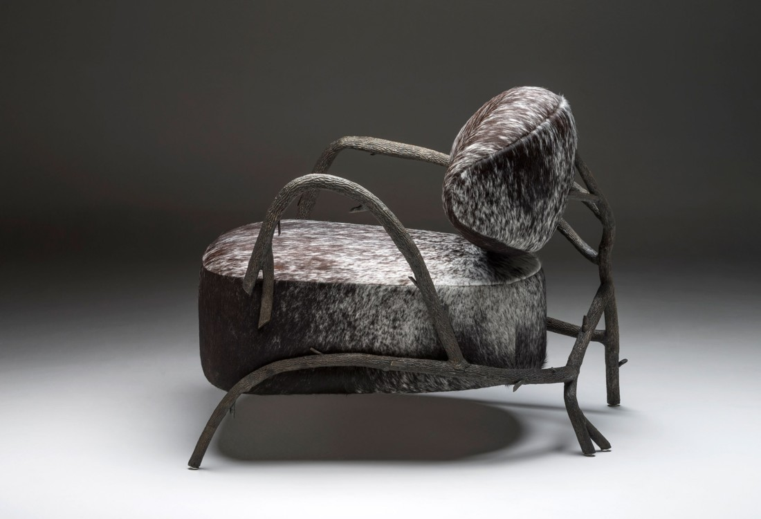 Galho, Juliana Vasconcellos и Matheus Barreto для Nilufar Gallery