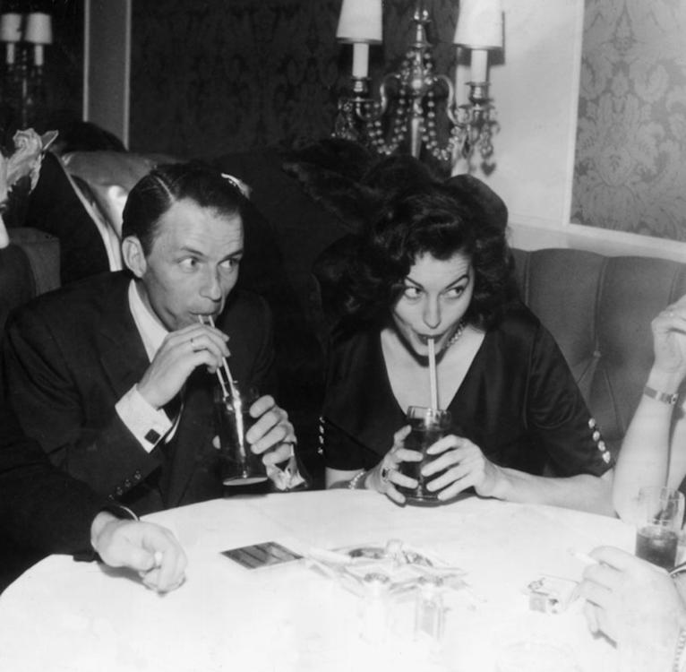 Фрэнк Синатра и Ава Гарднер, 1951