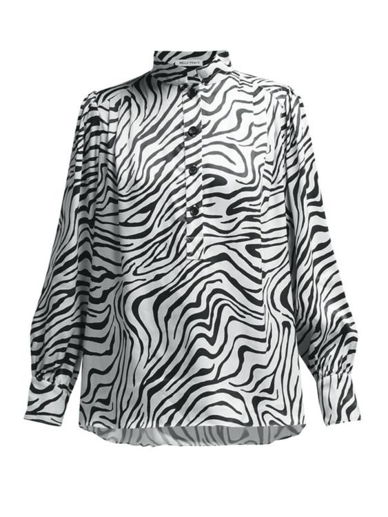 Блуза из вискозы, Chloé