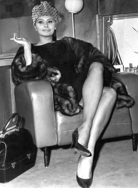 Софи Лорен, 1960