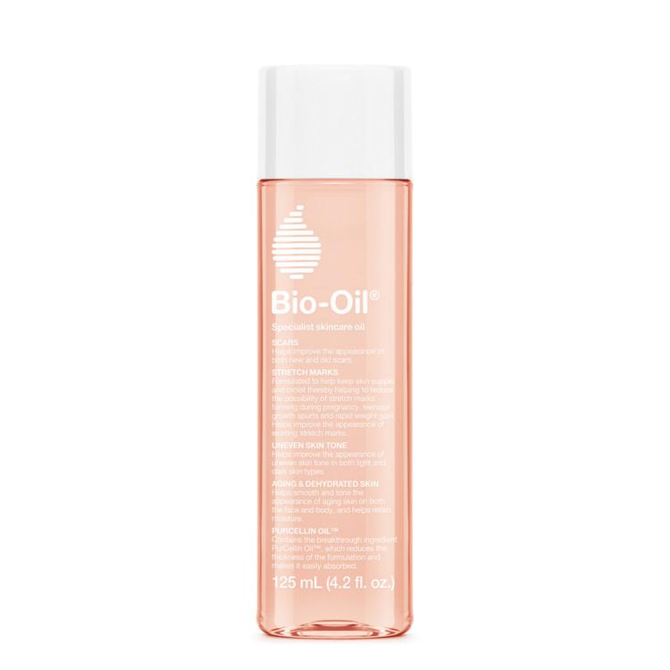 Масло для тела от растяжек и шрамов, Bio-Oil ($15)