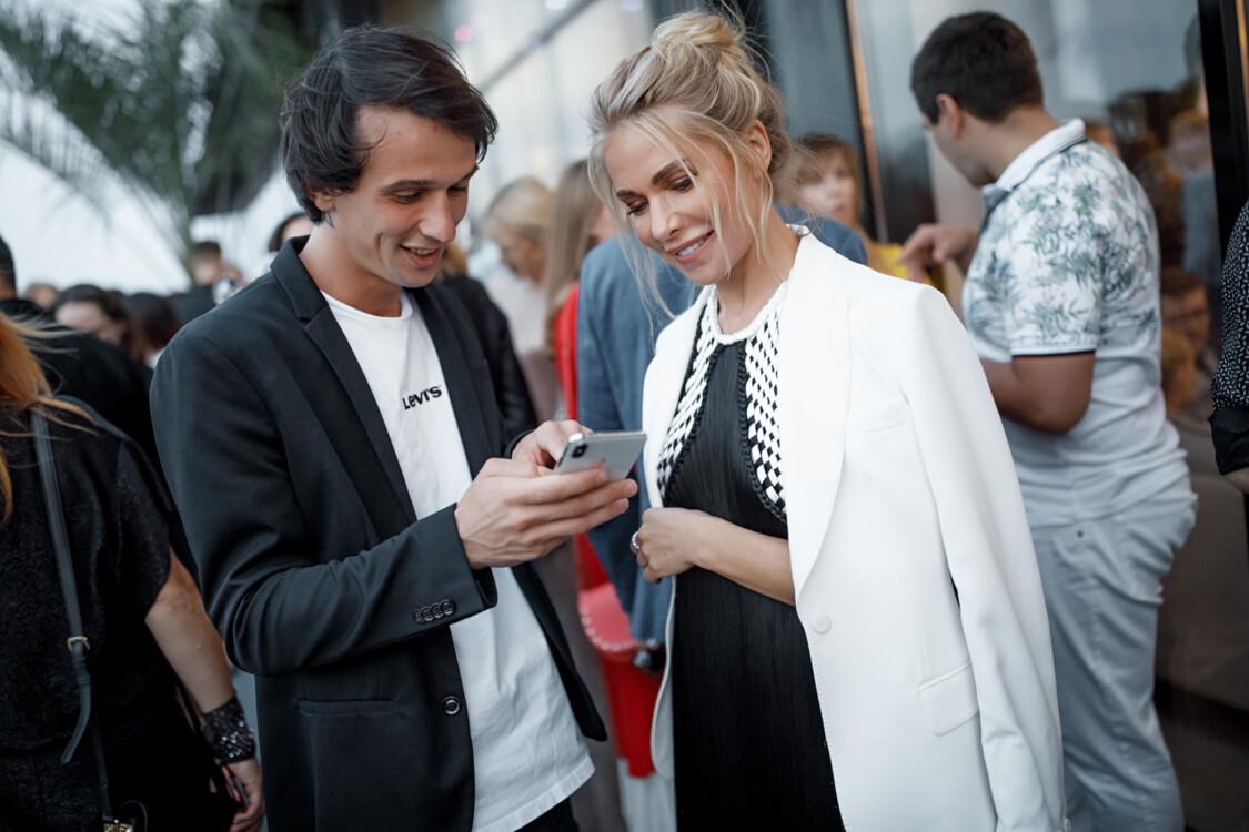 Николай Онищенко и Валентина Супиханова