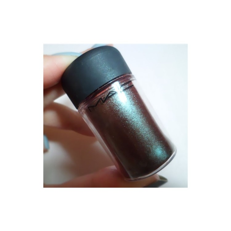 MAC Pigment, Copper sparkle