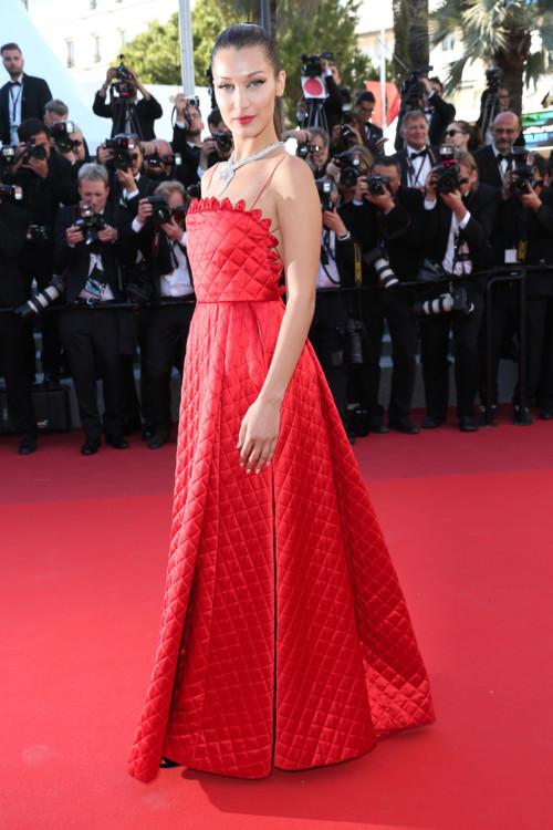 Белла Хадид в Christian Dior
