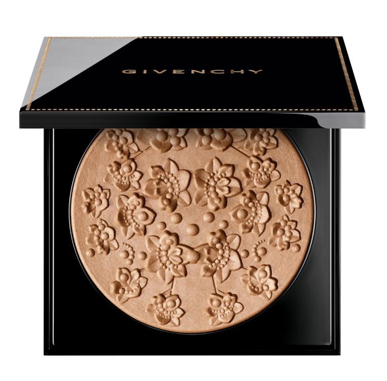 Пудра-бронзер с эффектом естественного сияния Poudre Bonne Mine Healthy Glow Powder Floral Impression № 02 Douce Saison, лимитированный выпуск, Givenchy