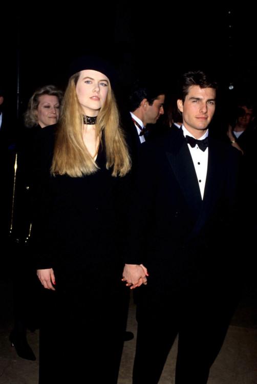 Николь Кидман и Том Круз, 1993