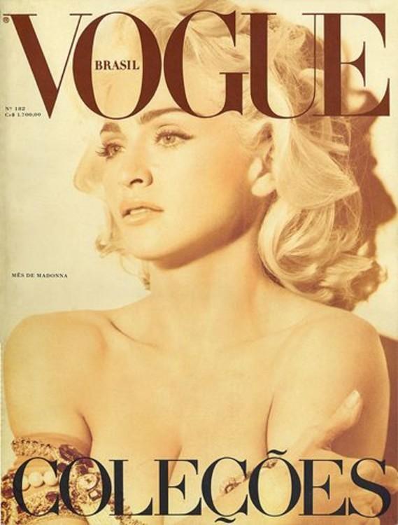 Vogue Brazil, 1991