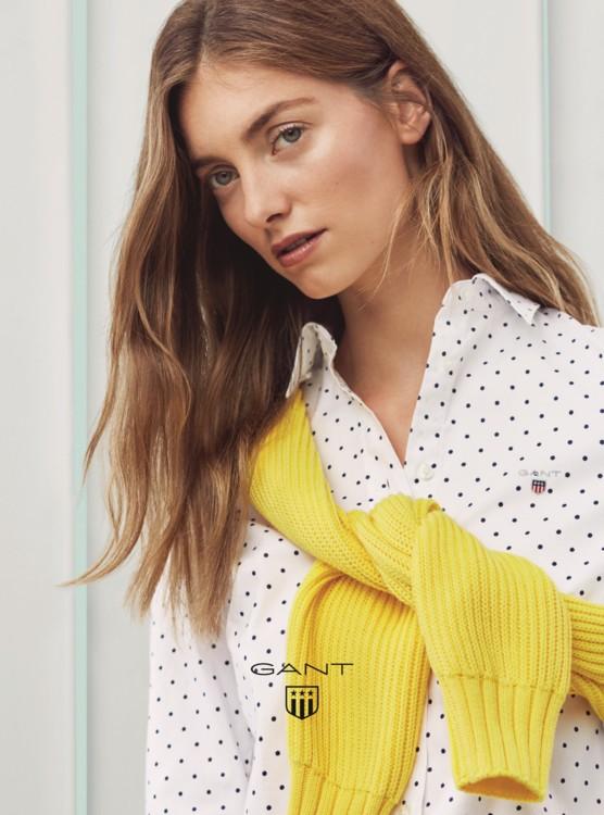 cdd30007a50a Новые коллекции GANT весна-лето 2017 | Vogue Ukraine - Vogue UA